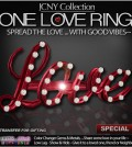 One Love Ring with Hyper-Gems 10L Promo by JCNY - Teleport Hub - teleporthub.com