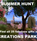 Summer Hunt On Creations Park - Teleport Hub - teleporthub.com