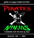 Pirates vs. Ninjas Hunt - Teleport Hub - teleporthub.com