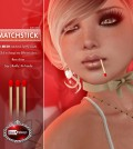 Matchstick for Mouth by love always - Teleport Hub - teleporthub.com