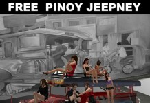 Pinoy Jeepney by Silverblade Motors - Teleport Hub - teleporthub.com