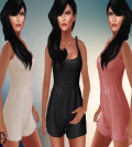 Mia Romper 3 Color Pack Group Gift by Hilly Haalan Fashions - Teleport Hub - teleporthub.com