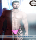 Neon Lace Thongs For Men Group Gift by Countdown La Mode - Teleport Hub - teleporthub.com