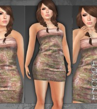 Priscilla Dress and Shoes by Encore - Teleport Hub - teleporthub.com