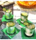 Green Lime Soda Summer Group Gift by poche - Teleport Hub - teleporthub.com