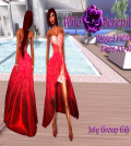 Lisa Red Breezes Group Gift by Wild Serenity - Teleport Hub - teleporthub.com