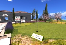 SL Travel: AERO Golf Club - Teleport Hub - teleporthub.com