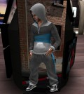 Urban Swag Men Outfit by Kapone - Teleport Hub - teleporthub.com