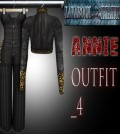 Annie Outfit August 2014 Group Gift by Lavarock Creations - Teleport Hub - teleporthub.com
