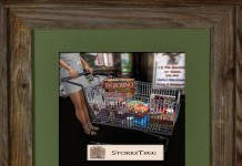 Wearable Shopping Cart with Pose Group Gift by StoraxTree - Teleport Hub - teleporthub.com