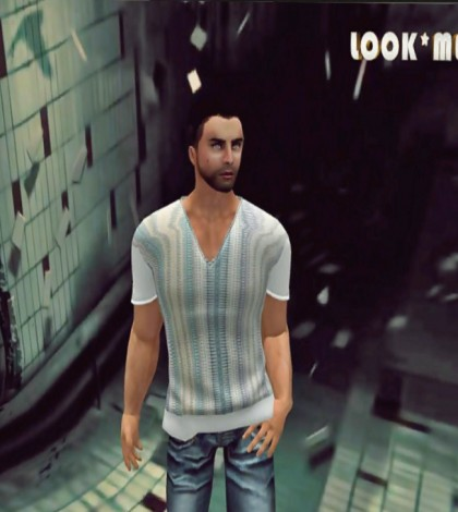 Mike Shirt Group Gift by LOOK*ME - Teleport Hub - teleporthub.com