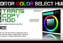 Editor Color Select HUD by Gearwolf Studios - Teleport Hub - teleporthub.com