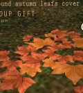 Ground Autumn Leaves Cover Group Gift by Serenity Style - Teleport Hub - teleporthub.com