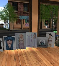 Dresses Hair and Shoes Seven Group Gifts by Mag