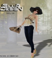 Lisa Outfit Group Gift by GIULIA Design - Teleport Hub - teleporthub.com