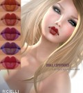 Doll Lipstick Pack by R.icielli - Teleport Hub - teleporthub.com