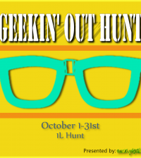 Geekin' Out Hunt - Teleport Hub - teleporthub.com