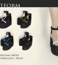 Cross Platform Shoes 90L Promo by EMBW - Teleport Hub - teleporthub.com