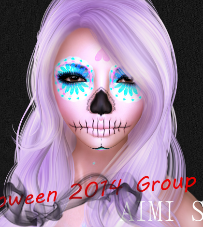 Halloween 2014 Skin Group Gift by AIMI Skins - Teleport Hub - teleporthub.com