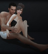 Given Couple Pose by GLITTERATI POSES - Teleport Hub - teleporthub.com