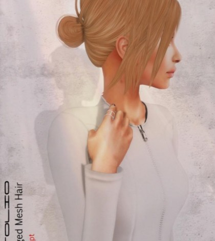 Rosolio Hair FatPack Subscriber Gift by LoQ'ue - Teleport Hub - teleporthub.com