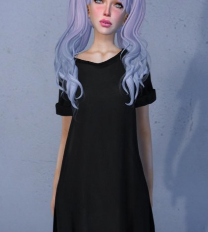 Tee Dress Group Gift by COCO Designs - Teleport Hub - teleporthub.com