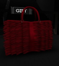 Frang Bag Red Gift by David Heather - Teleport Hub - teleporthub.com
