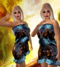 Halloween Dress by Savoha Creations - Teleport Hub - teleporthub.com