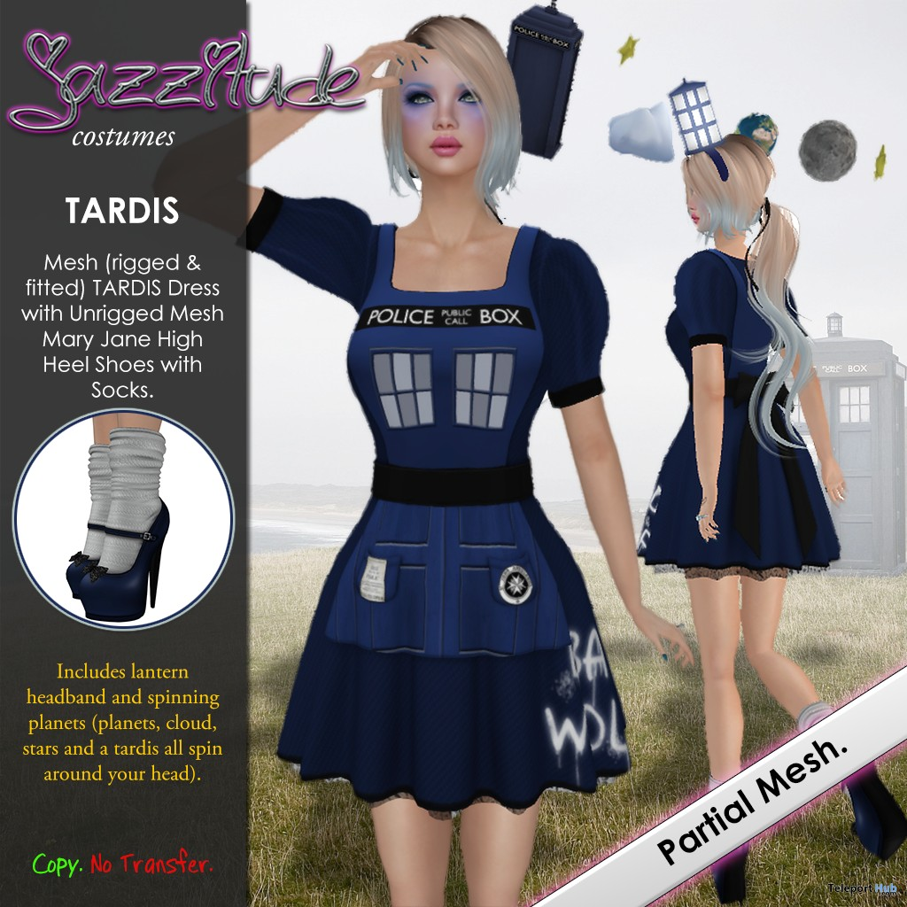 Costumes TARDIS Cosplay October 2014 Group Gift by jazzitude - Teleport Hub - teleporthub.com  sc 1 st  Teleport Hub & Costumes TARDIS Cosplay October 2014 Group Gift by jazzitude ...