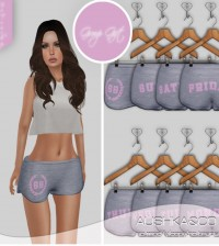 My Week Shorts Group Gift by AUSHKA&CO - Teleport Hub - teleporthub.com