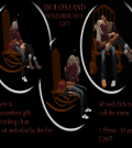 Rocking Chair With Poses November 2014 Group Gift by Just Imagine and Wolves Land - Teleport Hub - teleporthub.com