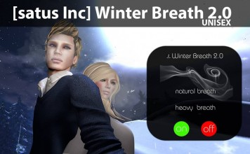 New Release: Winter Breath 2.0 by [satus Inc] - Teleport Hub - teleporthub.com