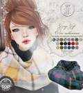 Civi Neck Warmer Group Gift by C'est la vie - Teleport Hub - teleporthub.com