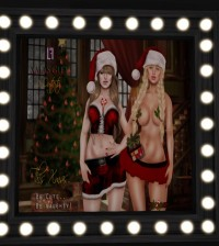 Sexy Santa Outfits Group Gift by LE FORME - Teleport Hub - teleporthub.com