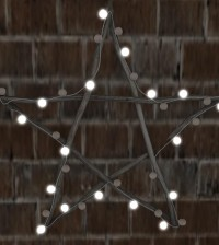 Twig Star With Animated Light Group Gift by tarte - Teleport Hub - teleporthub.com