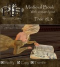 Medieval Book With Animated Pose by BTH - Teleport Hub - teleporthub.com