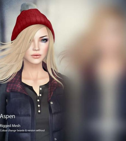 Aspen Hair Holiday Subscriber Gift by Truth - Teleport Hub - teleporthub.com