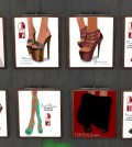 8 Shoes For Slink Feet Group Gifts by Hollywood Creations - Teleport Hub - teleporthub.com