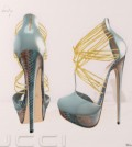 Valdez Pump For Maitreya and Slink Feet Subscriber Gift by Hucci - Teleport Hub - teleporthub.com