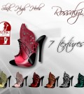 L&L 7 Different textures Shoes 99L Promo by Rossalyi - Teleport Hub - teleporthub.com