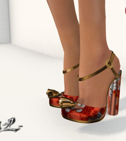 Bella shoes v7 1L Promo by monaLISA - Teleport Hub - teleporthub.com