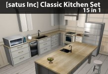 New Release: Classic Kitchen Set - 15 in 1 by [satus Inc] - Teleport Hub - teleporthub.com