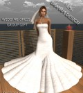 Angelique Wedding Dress Group Gift by Braham Design - Teleport Hub - teleporthub.com