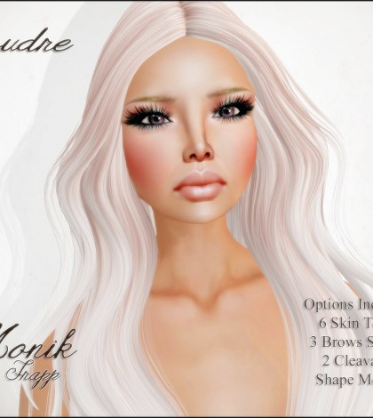 Monik Frapp Skin Group Gift by POUDRE - Teleport Hub - teleporthub.com