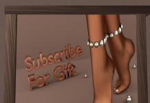 Leg Accessories For Hiding Slink Seamless Subscriber Gift by PROMAGIC - Teleport Hub - teleporthub.com