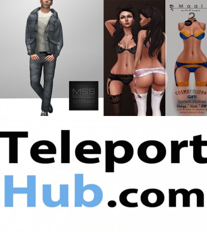 Round 1 April 2015 Group Gifts for Men and Women at Cosmopolitan Sale Room - Teleport Hub - teleporthub.com