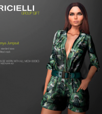 Kenya Jumpsuit Group Gift by Ricielli - Teleport Hub - teleporthub.com
