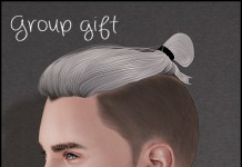 Micha Hair June 2015 Group Gift by bade - Teleport Hub - teleporthub.com