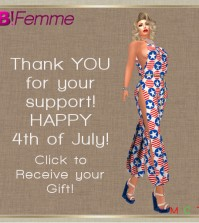 Split Side Jump Suit by B!Femme - Teleport Hub - teleporthub.com
