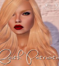Faith Patriotic Skin Gift by Genesis Creations - Teleport Hub - teleporthub.com